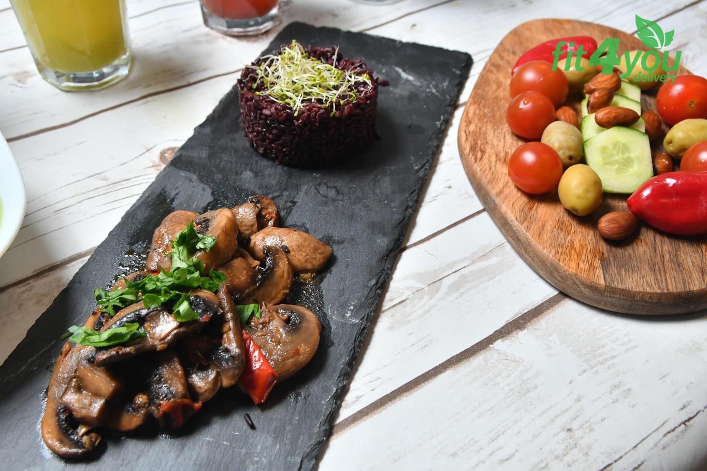 Meniu Vegan-Alcalin